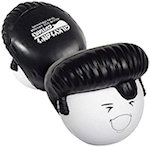 Rock and Roll Mad Cap Stress Balls